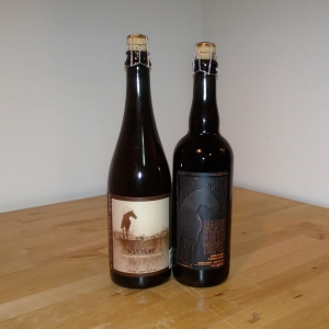 Rockmill Brewery Witbier and Cask Aged Tripel